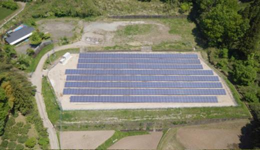 太陽光第3発電所
